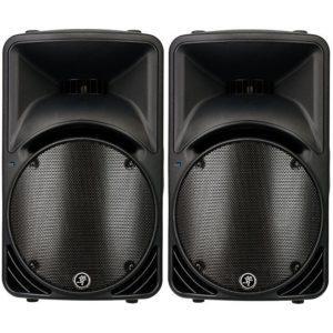 MACKIE SRM450 V2 BLACK